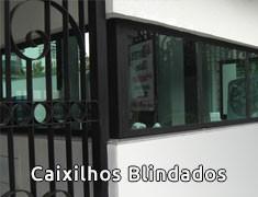 Caixilhos Blindados
