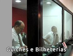 Guichês e Bilheterias